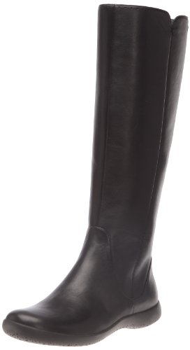 Camper Women's Spiral Comet Knee Pasan Negro Boot Leather 46300-003 8 UK