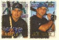 Rod Barajas Arizona Diamondbacks 1997 Topps Autographed Hand Signed Trading Card. by Hall+of+Fame+Memorabilia