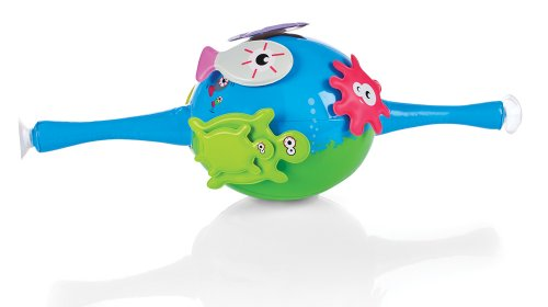 Beezeebee Aqua World Bath Toy (Discontinued by Manufacturer)