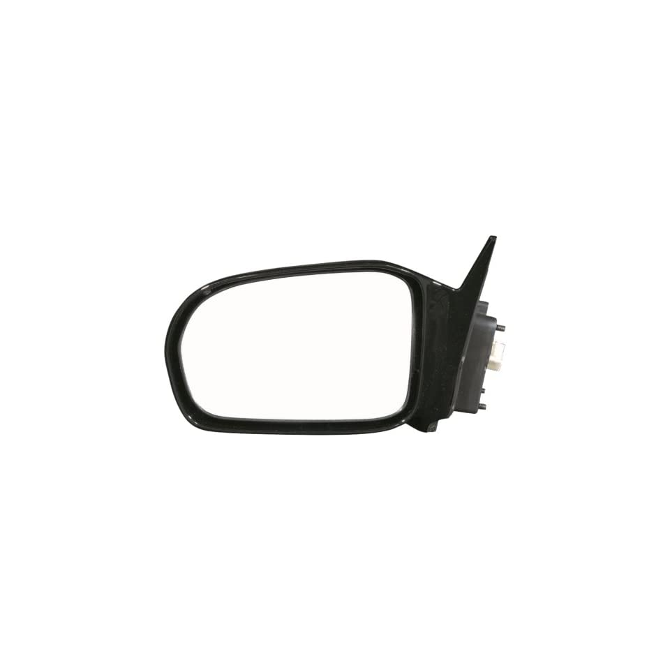 OE Replacement Honda Civic Driver Side Mirror Outside Rear View (Partslink Number HO1320146)
