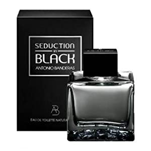 SEDUCTION IN BLACK by Antonio Banderas 3.4 oz Men's EDT