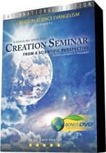 Dr. Kent Hovind\'s Creation Seminar Boxed Set with International Subtitles