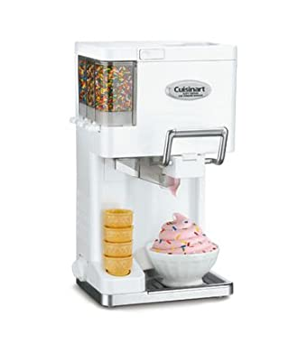 Cuisinart Mix It In Soft Serve Ice Cream Maker ICE-45C by Cuisinart