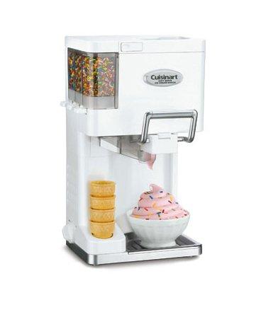 Cuisinart Mix It In Soft Serve Ice Cream Maker Ice-45C