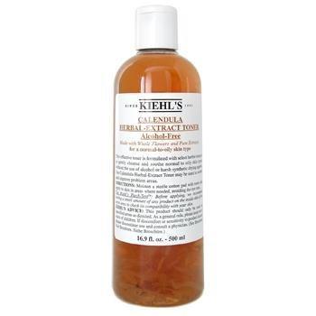 Calendula Herbal Extract Alcohol-Free Toner (