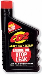 how to stop engine leakig oil