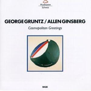 Gruntz / Ginsberg: Cosmopolitan Greetings