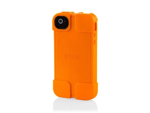 SYSTM by INCASE(システム バイ インケース)HAMMER ORANGE IPHONE4&4S 11099