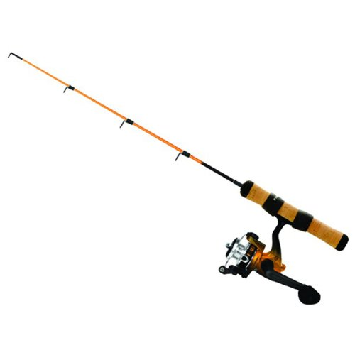 Frabill 26-Inch Light Arctic Fire Ice Rod and Reel Combo