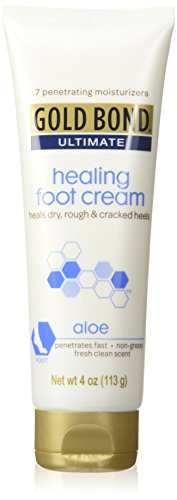 Gold Bond Ultimate Healing Foot Therapy Cream, 4 oz