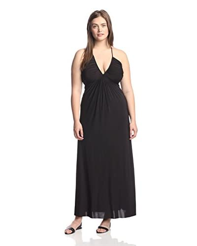 tbagslosangeles Women's Halter Maxi Dress