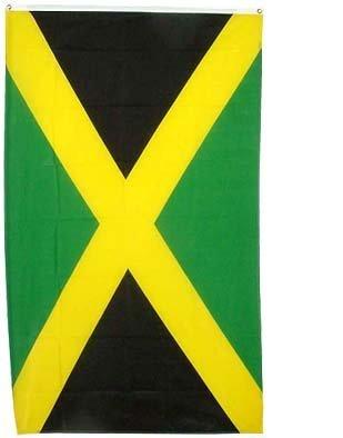 New 3x5 National Jamaican Flag National Jamaica Flags