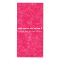 Accucut Go! Fabric Cutter Die 4.75 Inch Square Blk F