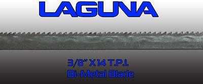 Bi-Metal Bandsaw Blade Cut Stainless Steel 3/8