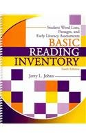 Basic Reading Inventory : Student Word Lists, Passages,...