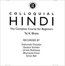 hindi a complete course for beginners pdf
