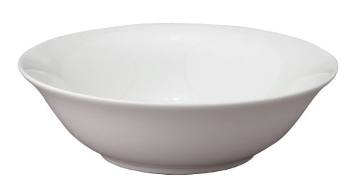 Hic Brands That Cook 14-Ounce Porcelain Rim Cereal Bowl, 6-1/4-Inch