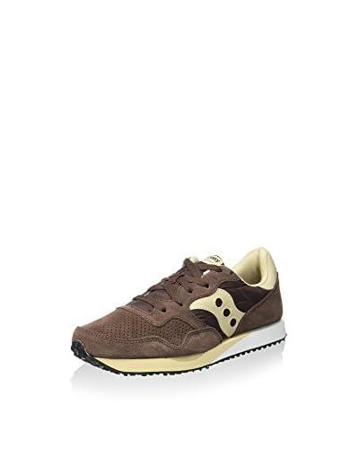 Saucony Originals Sneaker Dxn Trainer Suede braun