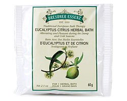 Best Cheap Deal for Dresdner Essenz Traditional Herbal Bath Powder Packet - 2.1 oz. - Eucalyptus Citrus from Dresdner Essenz - Free 2 Day Shipping Available