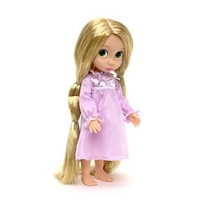 Rapunzel Toddler Doll-H40 x W12cm approx