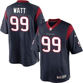 J.J Watt Houston Texans Home Jersey: Size - X-Large by ON-FIELD
