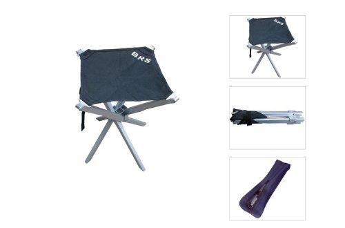 BRS Camping Chair Folding Stool Fishing Chair Urltralight Mini Folding Stool