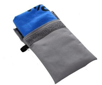 YISAMA Gym Thin Microfiber Towel Blue