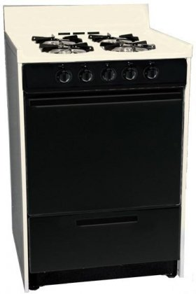 Standing Pilot Gas Range front-516593