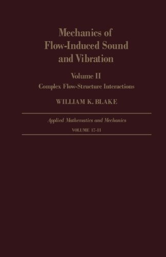 Mechanics of Flow-Induced Sound and Vibration Volume II: Complex Flow-Structure Interactions by William K. Blake (1986-08-28)
