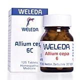 Weleda Allium Cepa 6c 125 Tablets