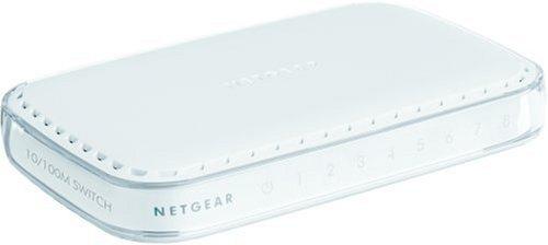 NETGEAR FS608 8 Port Fast Ethernet Switch