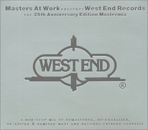 Masters At Work - Masters At Work presents West End Records: the 25th Anniversary Mastermix - Zortam Music