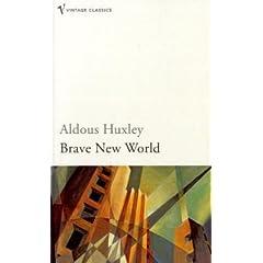 Umschlag von 'Brave New World'