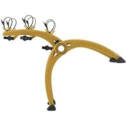 Saris Bones - Portabicicletas para maletero de coche (3 bicicletas)