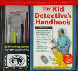img - for The Kid Detective's Handbook and Scene-Of-The-Crime Kit book / textbook / text book