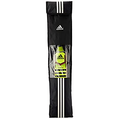 Adiddas Pellara League Cricket Bat, Size 6 (Yellow/Red/Black)