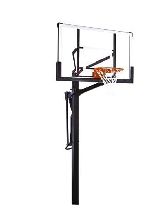 Lifetime 98862 Mammoth  In-Ground 60in Backboard Basketball System