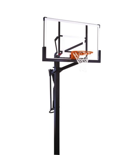 Mammoth 98862 In-Ground Basketball System with 60-Inch Backboard