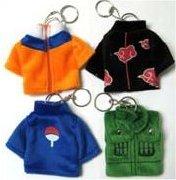 Naruto Costume Keychain Set CM20564