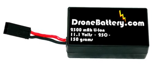 Parrot Ar.Drone 2.0 Battery Upgrade 2300 Mah - Uses Original Ar 2.0 Charger!