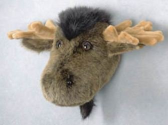 Stuffed Animals Moose