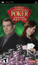 World Championship Poker: All In - Sony PSP