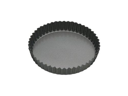 Master Class Moule à quiche / tarte Fond amovible Anti-adhésif 18 cm