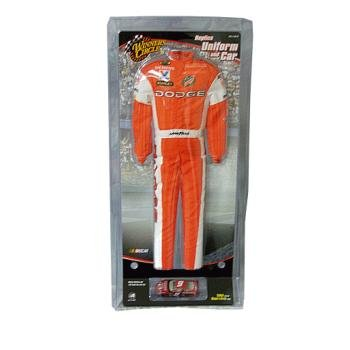 Nascar Kasey Kahne Replica Uniform With 1:64 Scale