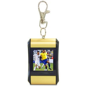 TAO 80024_yellow 1.5-Inch key Chain Clip (Yellow)