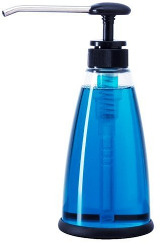 Progressive International Acrylic Soap Dispenser