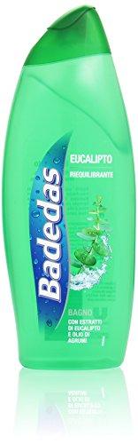 Badedas - Bagno Gel Riequilibrante, con Estratti di Eucalipto e Olio di Agrumi - 750 ml