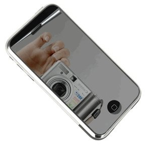 For Iphone 5 Mirror Screen Protector
