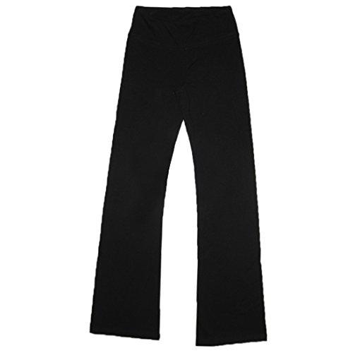 bally-total-fitness-damen-casual-wear-lounge-hosen-yoga-pants-l-schwarz