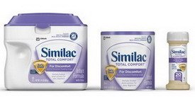 Dss Similac Total Comfort Ready To Feed Institutional / 2-Fl-Oz (59-Ml) Bottles